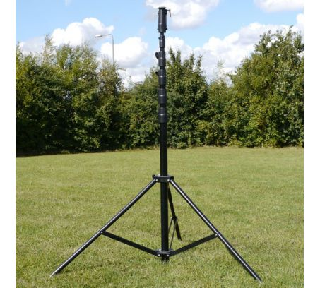 Telescopic Mast with Tripod - 7.3metre
